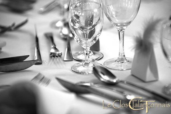 villefranche-sur-saone-photo-décors-de-table-noir-et-blanc